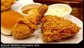 پودر سوخاری مرغ کی اف سی