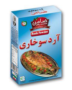صنایع غذایی پودر سوخاری