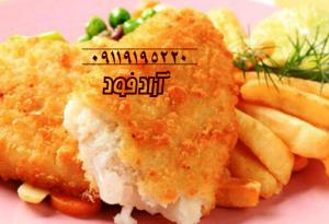 فروش فله آرد سوخاری