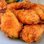 پودر سوخاری برای مرغ