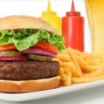آرد سوخاری همبرگر