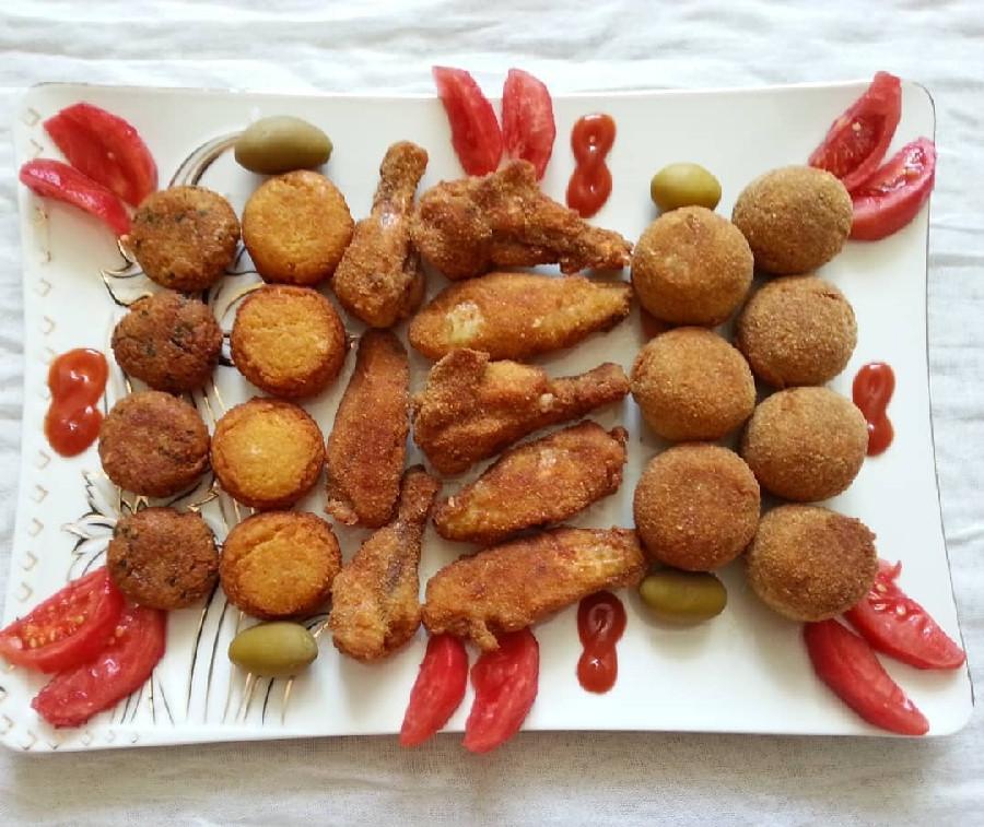 قیمت آرد سوخاری