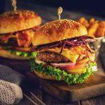 آرد سوخاری مخصوص همبرگر