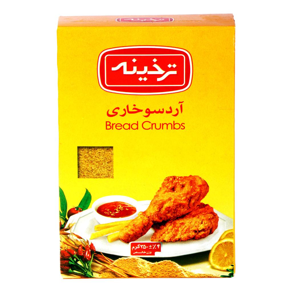 قیمت آرد سوخاری ترخینه