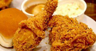 آرد سوخاری برای مرغ