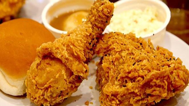 پودر سوخاری مخصوص مرغ